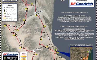 Course Map 2017 San Felipe 250