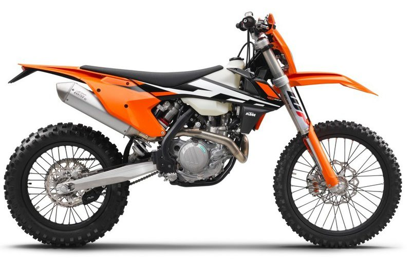 Our Bikes: KTM 450 2017 – Keep Calm and ride your KTM