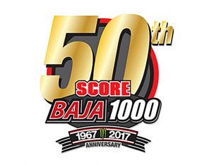 50th anniversary edition of the Baja 1000 – SUPPORT RACE KTM