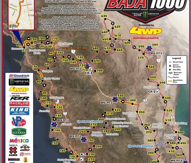 Baja 1000 2019
